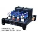 Spirit EU 34 Intégré/puissance Double Push Pull